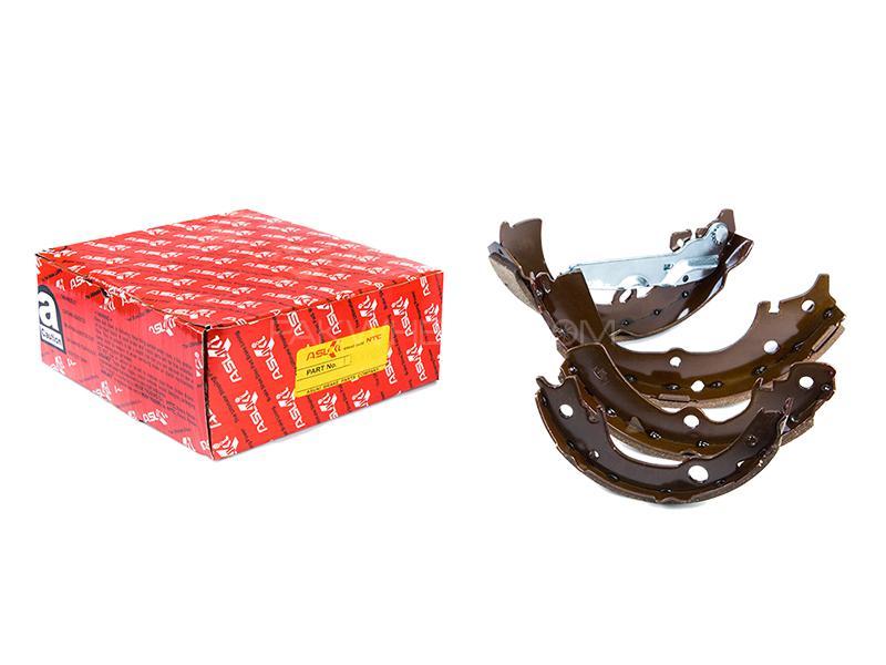 Honda City Aspire 2009 Asuki Advance Rear Brake Shoe Image-1
