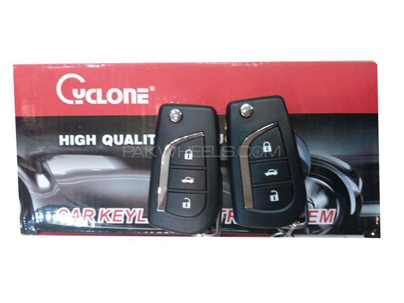 Cyclone Lock Unlock Button Key Image-1