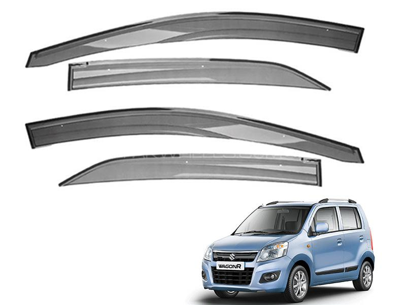 Buy Suzuki Wagon R 2014-2018 Sun Visor Air Press with Chrome in ... 0e8af4ad40f