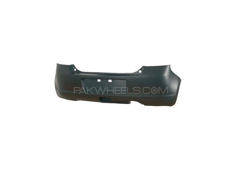 Suzuki Wagon R 2014-2018 Rear Bumper Genuine Image-1