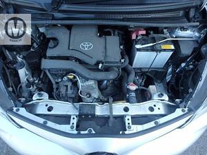 Toyota Vitz F  2015 Model  1000 cc  42,000 km  Silver colour  4 Grade   AT KARACHI PORT,,,   Complete Auction Sheet Available,  Just Like A Brand New Car.   ===================================   Merchants Automobile Karachi Branch,  We Offer Cars With 100% Original Auction Report Based Cars With Money Back Guarantee.  Recommended Tips To Buy Japanese Vehicle:   1. Always Check Auction Report.  2. Verify Auction Report From Someone Else.  3. Ask For Japan Yard Pics If Possible.   MAY ALLAH CURSE LIARS..