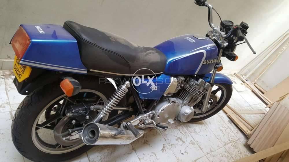 Suzuki GSX-R750 1984 Image-1
