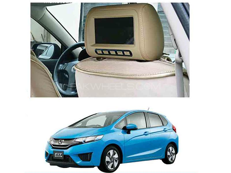 Car Headrest Monitor - Fit 2013-2018 in Karachi