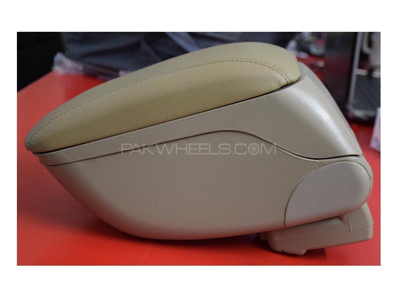Universal Multi Console Box Armrest - 48014 Image-1