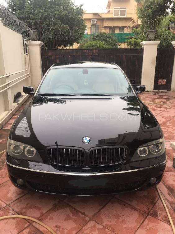 BMW 7 Series 2007 Image-1