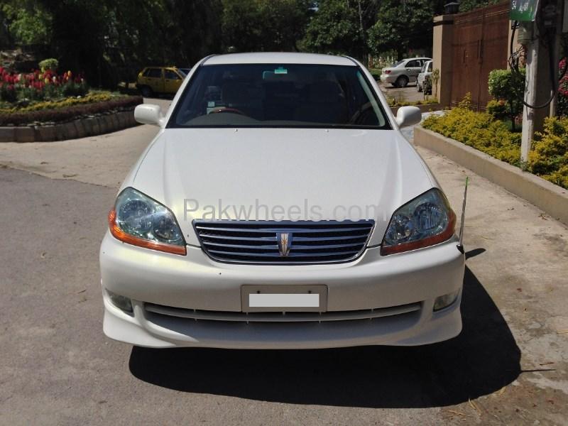 Toyota Mark II 2004 Image-3