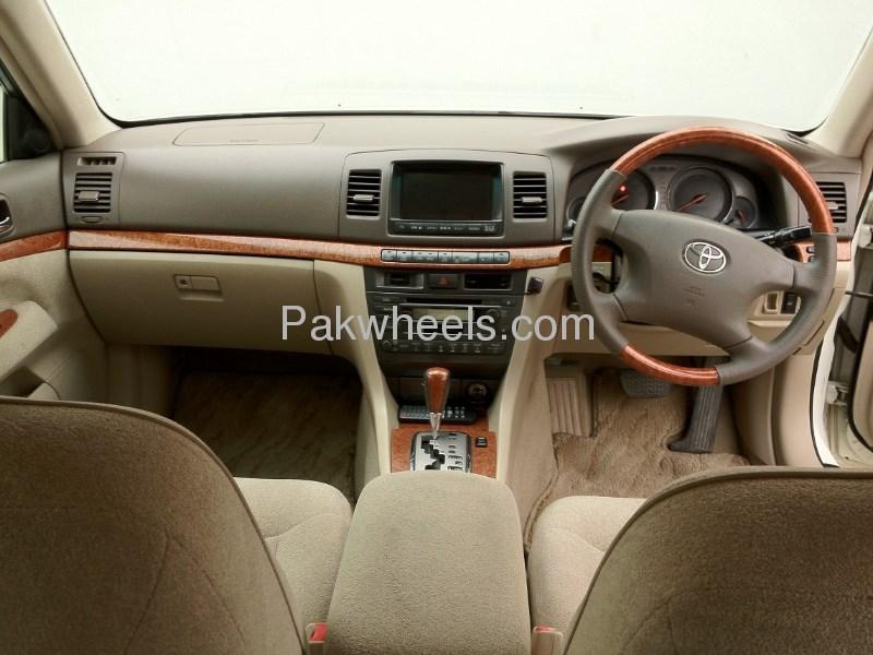 Toyota Mark II 2004 Image-7