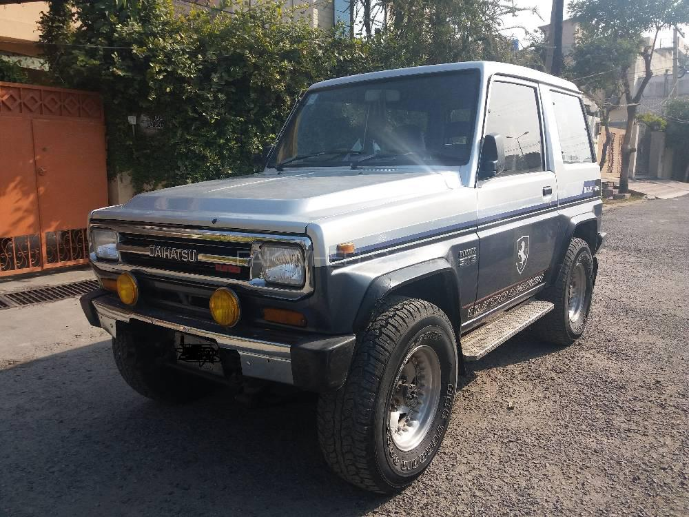 Daihatsu Rocky 1986 For Sale In Rawalpindi