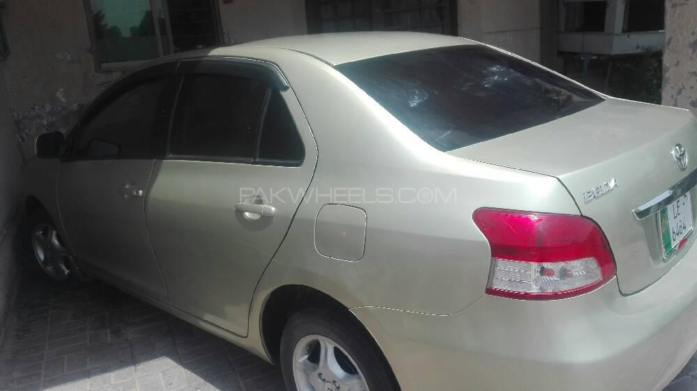 Toyota Belta X Business B Package 1.0 2011 Image-1