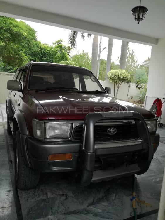 Toyota Surf 1992 Image-1