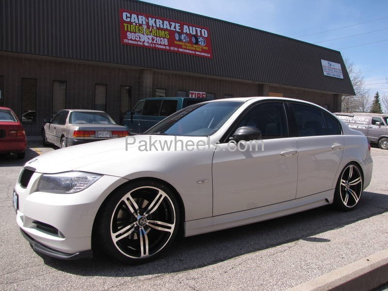 Original Bmw 20 Inch Rims Amp Tyre For Sale In Lahore Car
