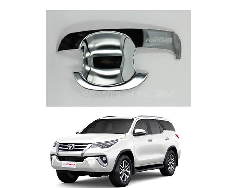 Toyota Fortuner 2016-2018 Inner Handle Chrome in Karachi