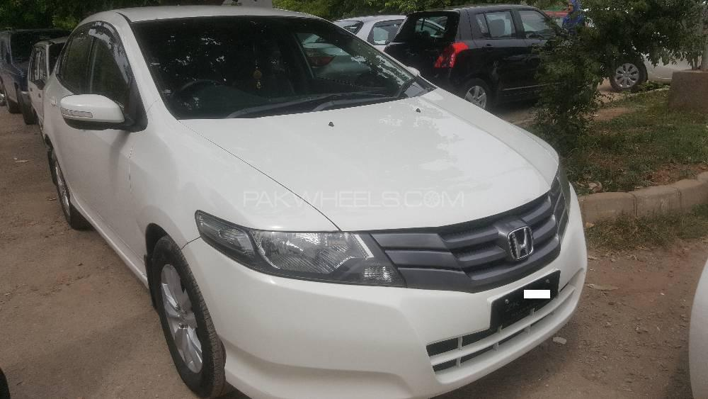 Honda City Aspire 1.5 i-VTEC 2013 Image-1