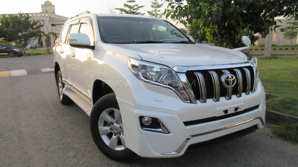 Toyota Prado TX 2.7 2014 Image-1