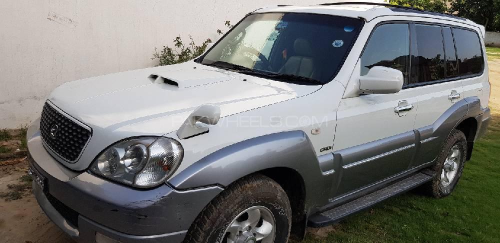Hyundai Terracan 2005 Image-1