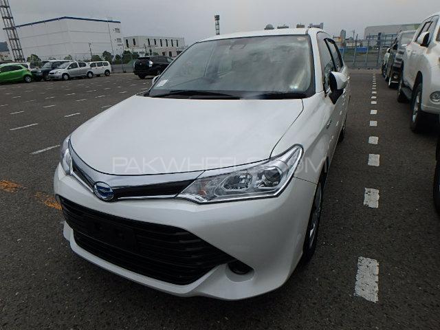 Toyota Corolla Axio G 2015 Image-1