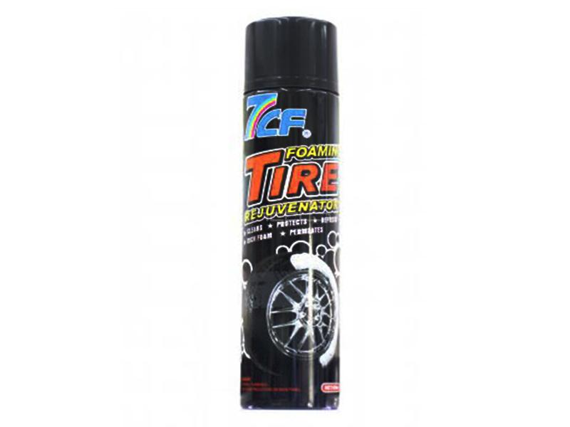 7CF Extra Large Tyre Foaming Cleaner - 650ml in Lahore