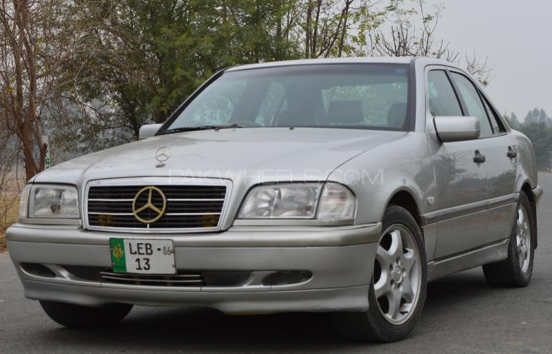 Mercedes Benz C Class C180 1999 for sale in Sahiwal ...