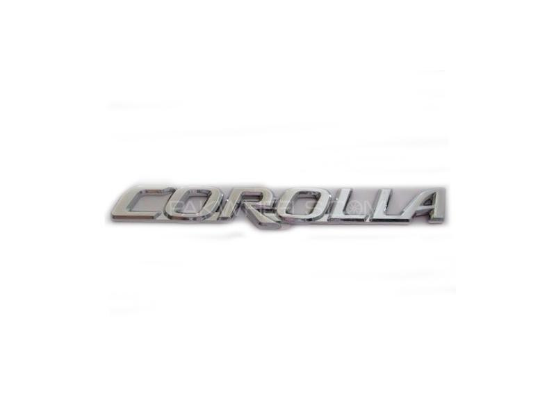 Toyota Corolla 2002-2008 Monogram Image-1