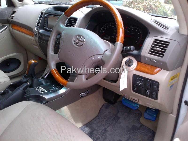 Toyota Prado TZ G 4.0 2008 Image-4