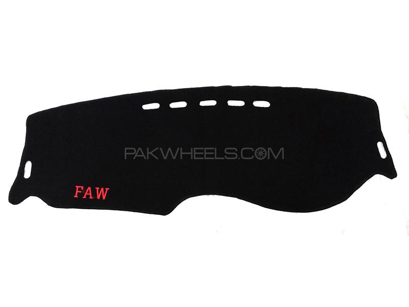 Dashboard Cover Carpet For Faw V2 Image-1