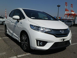 Honda Fit 2015 1.5 Hybrid S Package For Sale