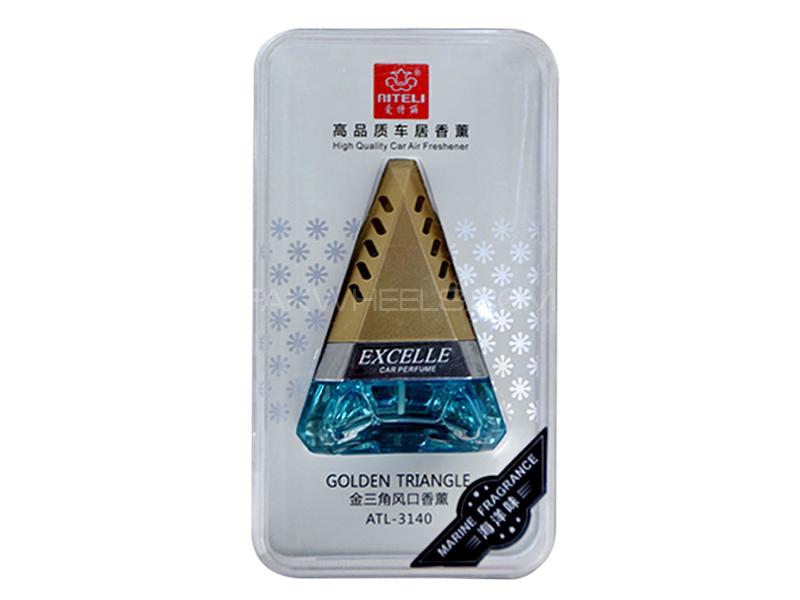 Ac Grill Perfume Aiteli Excelle - Blue Image-1