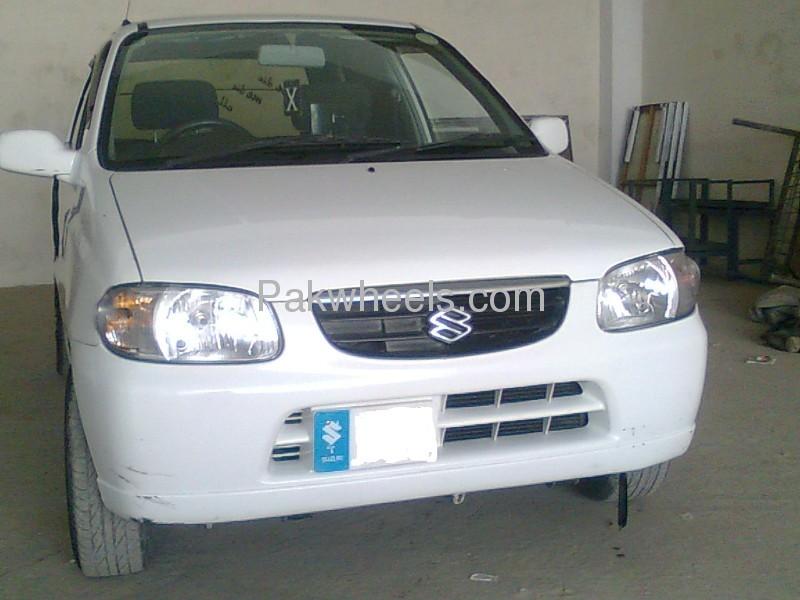 Suzuki Alto VXR 2003 Image-2
