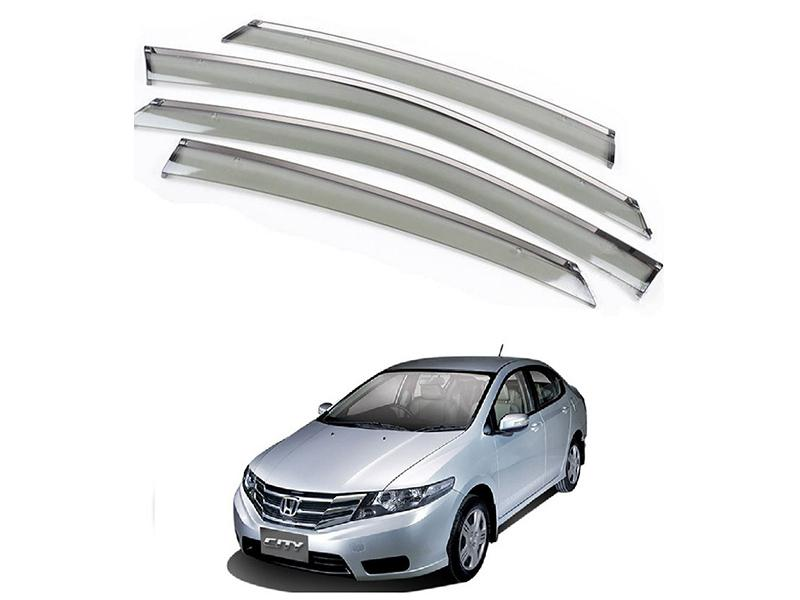 Sun Visor With Chrome For Honda City 2009-2020 in Karachi