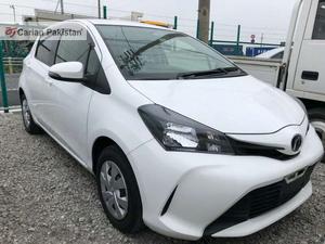 Used Toyota Vitz F 1.0 2015