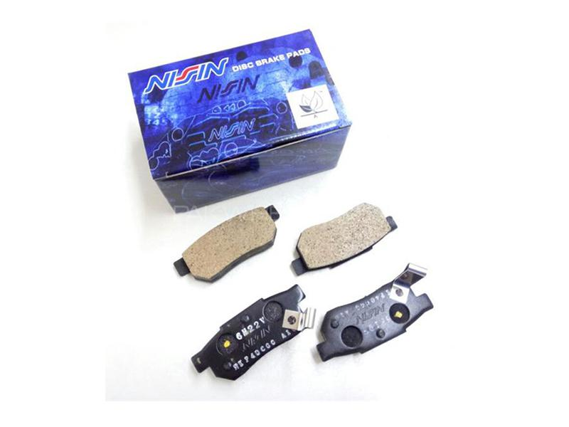 Nissin Japan Front Brake Pads For Honda City 2003-2006  in Lahore