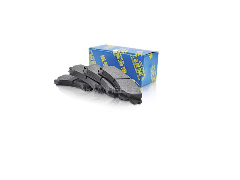CK China Rear Brake Pads For Toyota Corolla 2009-2012 Image-1