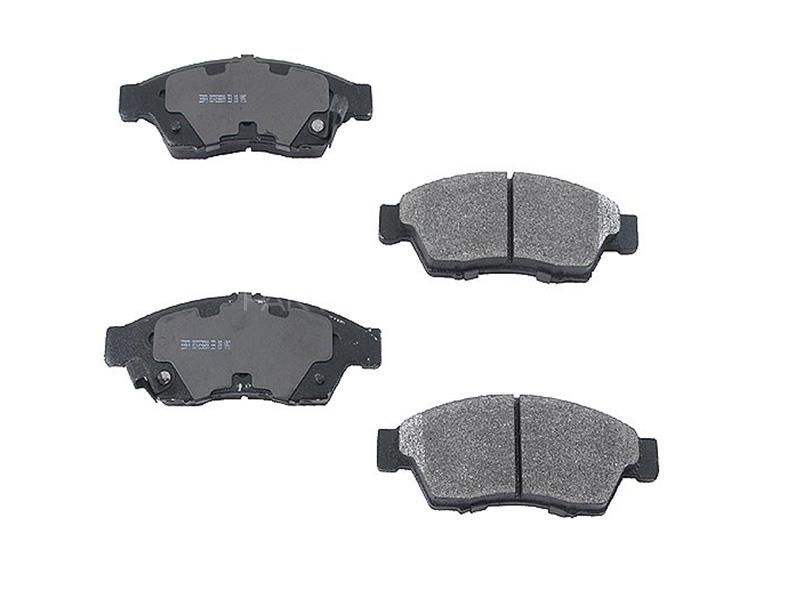 Local Rear Brake Pads For Toyota Corolla 2012-2014 Image-1
