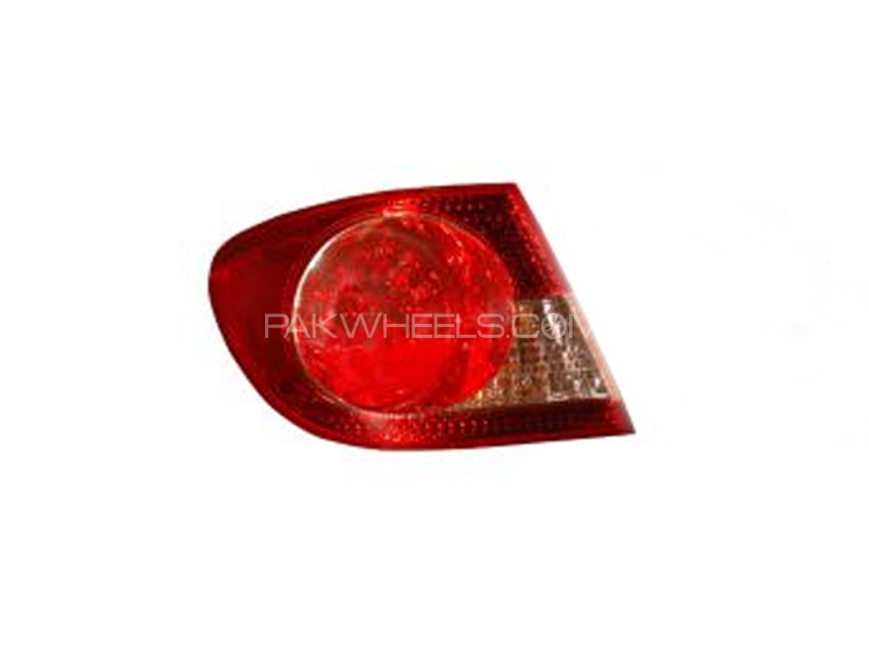 Depo Outer Back Light For Toyota Corolla 2002-2008 LH in Lahore