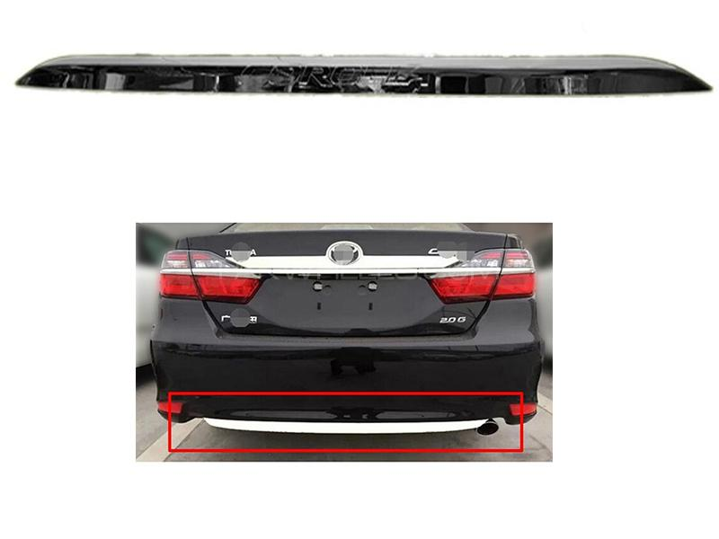 Rear Bumper Trim For Toyota Corolla 2014-2018 in Karachi