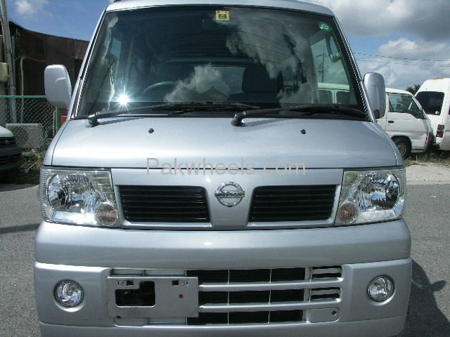 Nissan Clipper AXIS 2009 Image-2