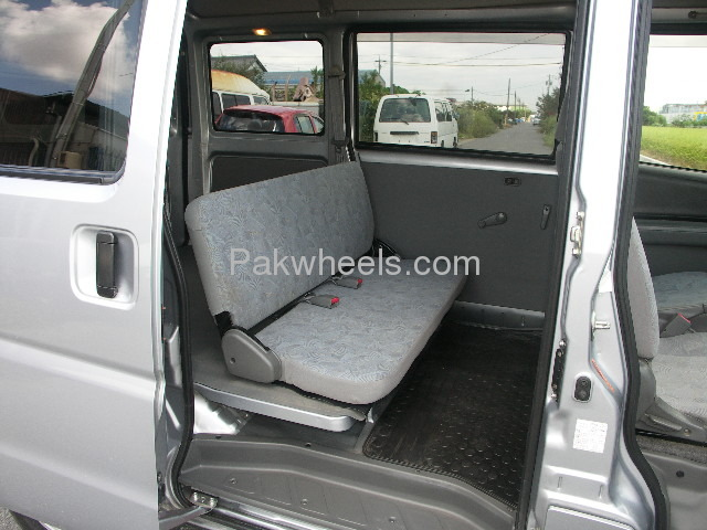 Nissan Clipper AXIS 2009 Image-5