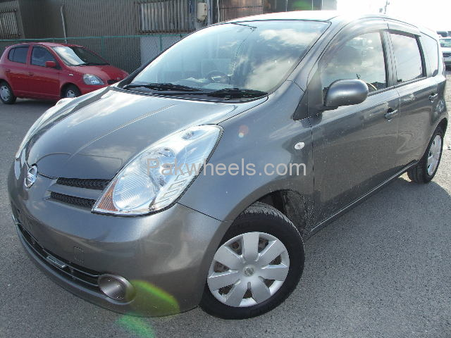 Nissan Note E 2007 Image-3