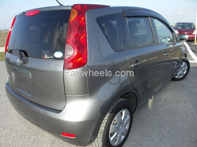 Nissan Note E 2007 Image-4
