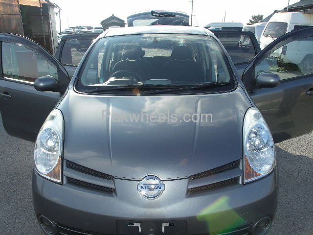 Nissan Note E 2007 Image-9