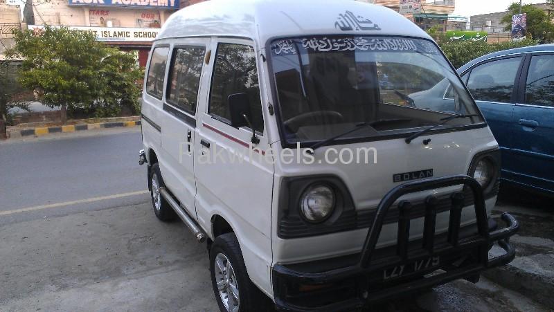 Suzuki Bolan VX (CNG) 2005 Image-4