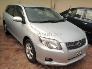 Toyota Corolla Fielder X Special Edition 2007 Image-2