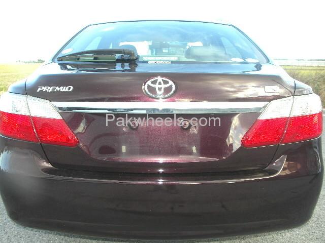 Toyota Premio X EX 1.8 2007 Image-3