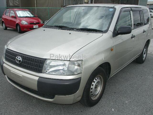 Toyota Probox 2007 Image-2