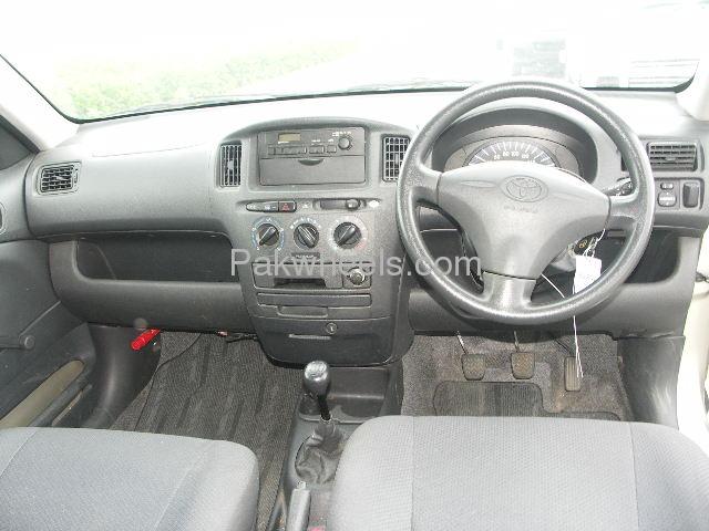 Toyota Probox 2007 Image-8