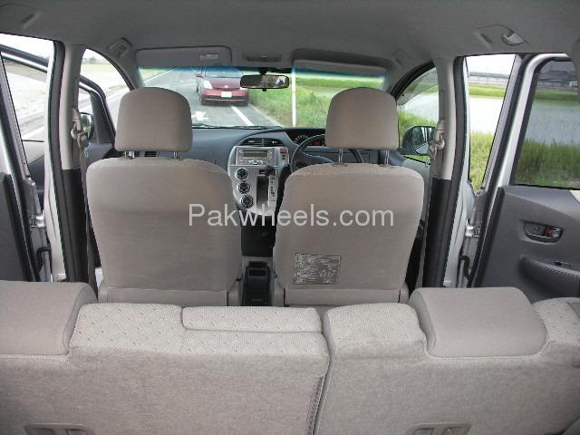 Toyota Ractis 1.3X 2007 Image-9