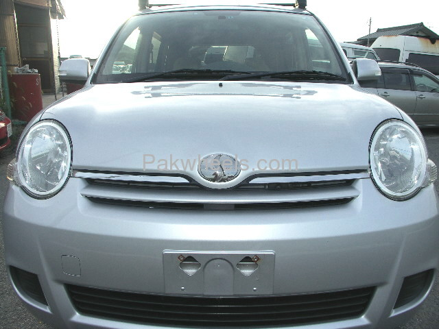 Toyota Sienta X LIMITED 2007 Image-1