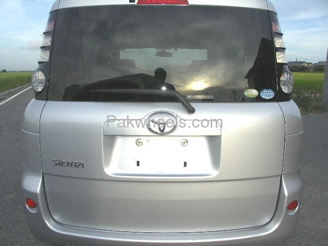 Toyota Sienta X LIMITED 2007 Image-5