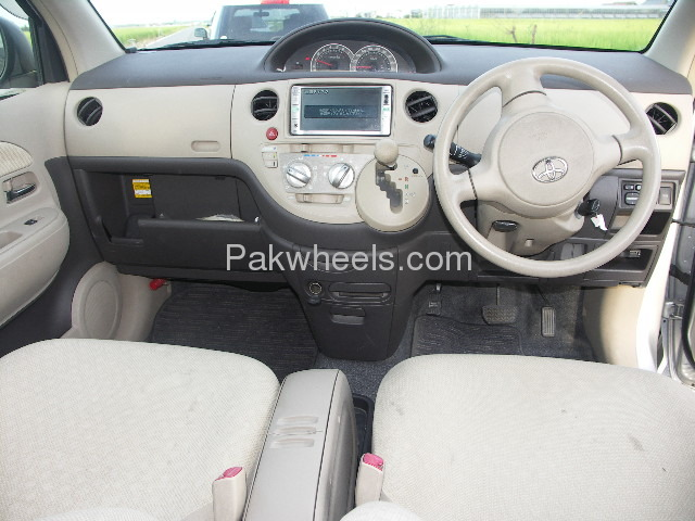 Toyota Sienta X LIMITED 2007 Image-6