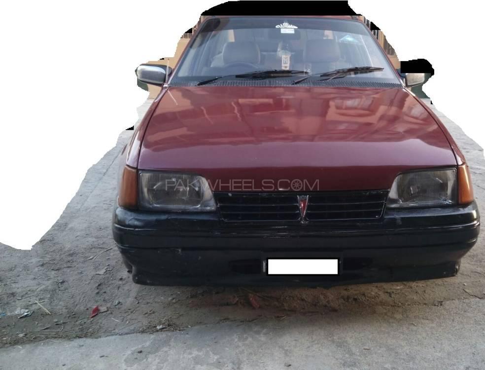 daewoo racer user manual